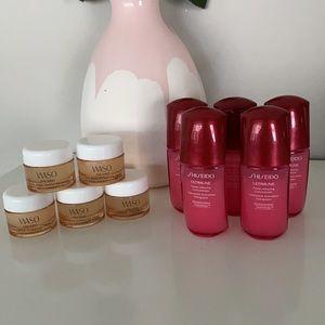 Shiseido Ultimune and Waso Bundle